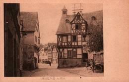 CPA - RHENS A.RH. - Vue De La Ville - Allemagne