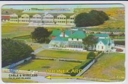 #08 - FALKLAND ISLANDS-06 - 161CFKA - Falklandeilanden