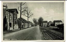 Neerharen - Steenweg - Circulée - Uitg. Foto Elite Roosendaal - 2 Scans - Lanaken