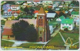 #08 - FALKLAND ISLANDS-07 - CHRIST CHURCH CATHEDRAL - 133CFKA - Falklandeilanden