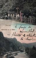 CPA - OBERSTEIN A.d.Nahe - Fuhrs Hütte ... - Germany