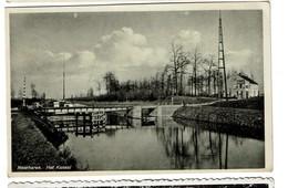 Neerharen - Het Kanaal - Circulée - Uitg. Foto Elite Roosendaal - 2 Scans - Lanaken