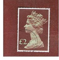 GRAN BRETAGNA (UNITED KINGDOM) -  SG 1027 -  1977 QUEEN ELIZABETH II LGS 2     - USED° - 1952-.... (Elisabetta II)