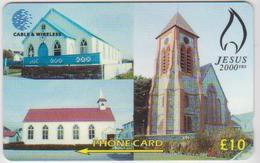 #08 - FALKLAND ISLANDS-08 - CHRIST CHURCH CATHEDRAL - 314CFKB - Falkland Islands