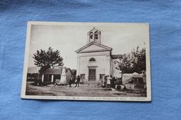 CPA ST PIERRE D'ARGENCON L'église Et Le Monument Au Morts - Autres Communes