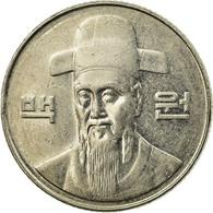 Monnaie, KOREA-SOUTH, 100 Won, 2008, TTB, Copper-nickel, KM:35.2 - Corée Du Sud