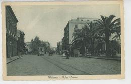 ITALIE - PALERMO - Via Cavour (tramway ) - Palermo