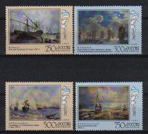 Russia 1995 Paintings Y.T. 6154/6157 ** - 1992-.... Fédération