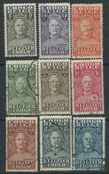 Congo Colonie Belge N° 135 / 49 O  La Série Des 15 Valeurs Oblitérées ( Les 135 / 36 Trace Ch.) Sinon TB - 1923-44: Oblitérés