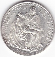 CITTA DEL VATICANO MEDAGLIA JOANNES PVLVS II ARGENTO - Vaticano