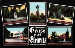 CPA - GLEIWITZ - Gruss Aus ... - Pologne