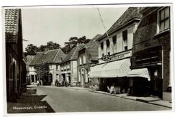 Groenlo - Nieuwstraat - 1958 - Uitg. J.G. Hubers - 2 Scans - Groenlo