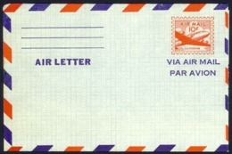 USA Sc# UC16 Mint Air Letter 1948 DC-4 Skymaster - Postal Stationery