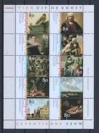 Netherlands 1999 NVPH Kleinbogen V1826-1835 MNH - Blokken