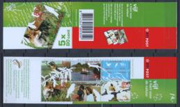 Netherlands 2000 NVPH Booklet 64 MNH BIRDS NATURE - Carnets Et Roulettes