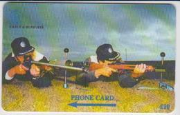 #08 - FALKLAND ISLANDS-16 - RIFLE SHOOTERS - 269CFKD - Falklandeilanden