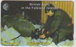 #08 - FALKLAND ISLANDS-17 - ROYAL ENGINEERS - 59CFKB - Falkland Islands