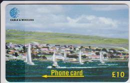 #08 - FALKLAND ISLANDS-21 - SAILING - 314CFKD - Falkland Islands