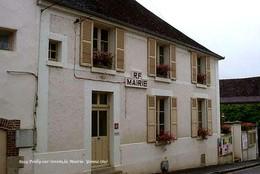 Poilly-sur-Serein (89)- Mairie (Edition à Tirage Limité) - France