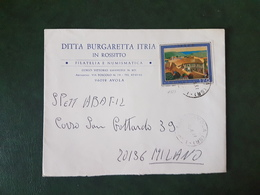 (31148) STORIA POSTALE ITALIA 1977 - 1971-80: Marcophilia