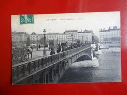 Lyon Pont Lafayette 1911 - Lyon