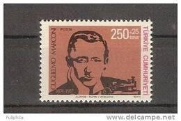 1974 TURKEY CENTENARY OF THE BIRTH OF GUGLIELMO MARCONI MNH ** - Unused Stamps