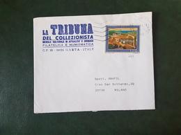 (31149) STORIA POSTALE ITALIA 1977 - 1971-80: Marcophilia