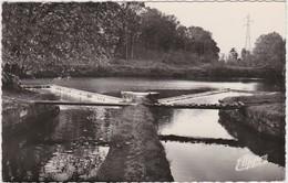 27 -  BOURTH   Le Becquet - Les Bassins Réservoirs - France