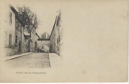 39 ( Jura ) -  DOLE - Rue Du College De L'Arc - Dole