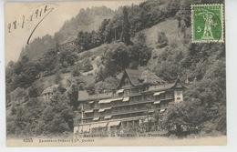 SUISSE - VAUD - Sanatorium De VAL MONT Sur TERRITET - VD Vaud
