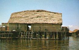 Ganvie Bar Nautique De L'ONATHO - Benin