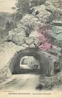 - Doubs -ref-A871- Maison Monsieur - Les Deux Tunnels - Legère Décoloration Rouge Et Verte Sur Le Cliché - - France