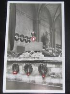 Postkarte Propaganda - Feldherrnhalle München - 9. November - Deutschland