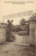 - Doubs -ref-A869- Besançon - Maisons D Enfants Des Salins De Bregille - Entrée Superbregille Garçons - Santé - - Besancon