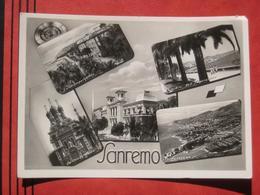 Sanremo (Imperia) - Mehrbildkarte - San Remo