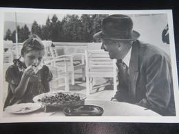 Postkarte Propaganda - Hitler - Berghof - Obersalzberg - Briefe U. Dokumente