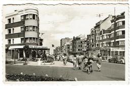 Coxyde S/Mer - Koksijde A/Zee - Avenue De La Mer /Zeelaan - Circulée - Edit. Thill N° 772 - 2 Scans - Koksijde