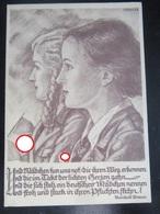 Postkarte Propaganda - BDM - Hitlerjugend - Trexler - R! - Deutschland