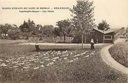 - Doubs -ref-A862- Besançon - Maisons D Enfants Des Salins De Bregille -superbregille Garçons - Cure Solaire - Santé - - Besancon