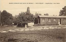- Doubs -ref-A861- Besançon - Maisons D Enfants Des Salins De Bregille - Bregille Filles - Cure Solaire - Santé - - Besancon