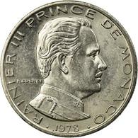 Monnaie, Monaco, Rainier III, Franc, 1978, TTB, Nickel, KM:140 - Monaco