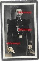 Oorlog Guerre Remi Provost Etikhove Soldaat Gesneuveld Te Oeren Nov 1917 De Merlier Doodsprentje Bidprentje Genie - Images Religieuses