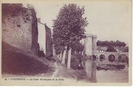 79 ( Deux Sevres ) - PARTHENAY - La Tour St Jacques Et Le Pont - Parthenay