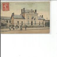 45-SAINT DENIS DE L HOTEL VUE DE LA MAIRIE - Autres Communes