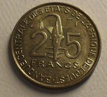 1978 - Afrique De L'Ouest - West African States - 25 FRANCS, BCEAO, KM 5 - Other - Africa