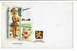 CPA - Carte Postale Belgique- Nivelles- Djan De Nivelles-  VM2359 - Nijvel