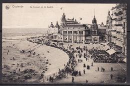 10 Oostende  De Kursaal En Zeedijk - Oostende