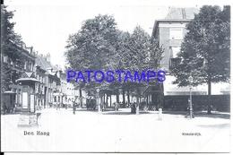 110645 NETHERLANDS DEN HAAG HOLLAND KNEUTERDIJK TRAMWAY POSTAL POSTCARD - Niederlande