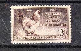 U.s.a.  - 1948. Allevamento Galline. Poultry Industry MNH - Gallinacées & Faisans