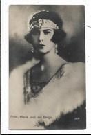 Principessa Maria Josè Del Belgio - Piccolo Formato - Non Viaggiata - Royal Families